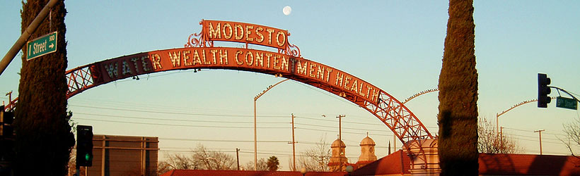 Welcome to Modesto