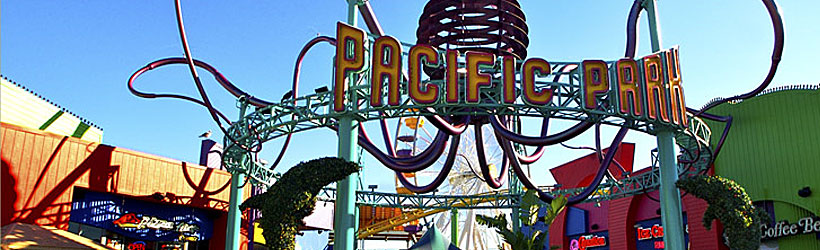 Pacific Park on the Pier