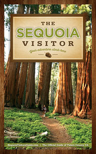 Sequoia and King's Canyon National Parks - Visalia