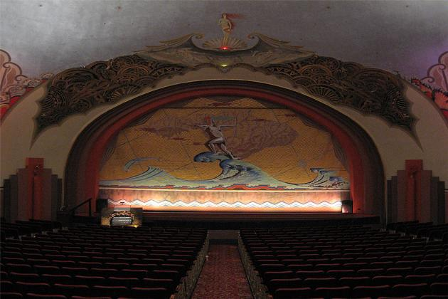 Inside Avalon Theater