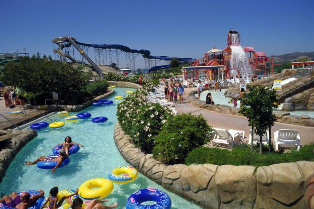 Knott 39 s soak city water park for Burbank swimming pool illinois