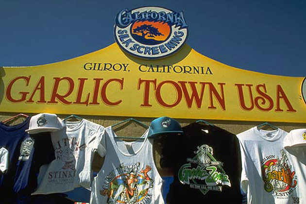 Garlic Town USA