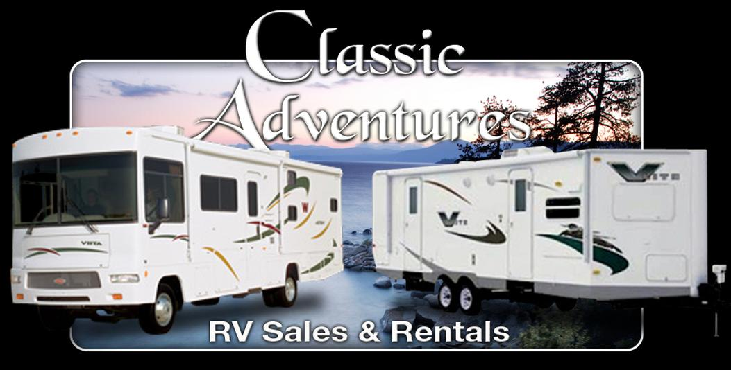 Classic Adventures RV Sales and Rentals