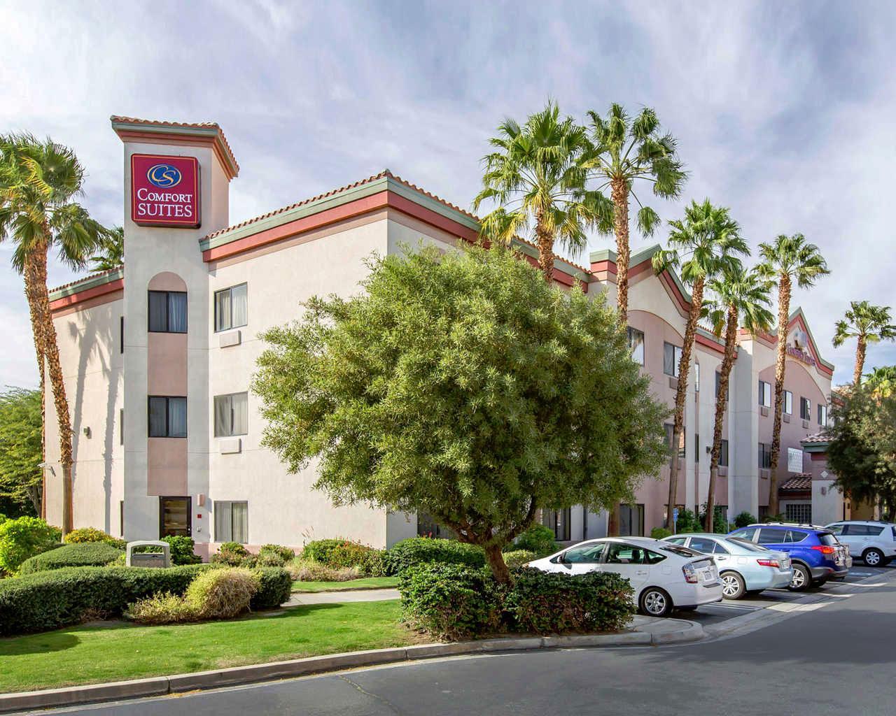 Hilton Hotel Near Palm Springs