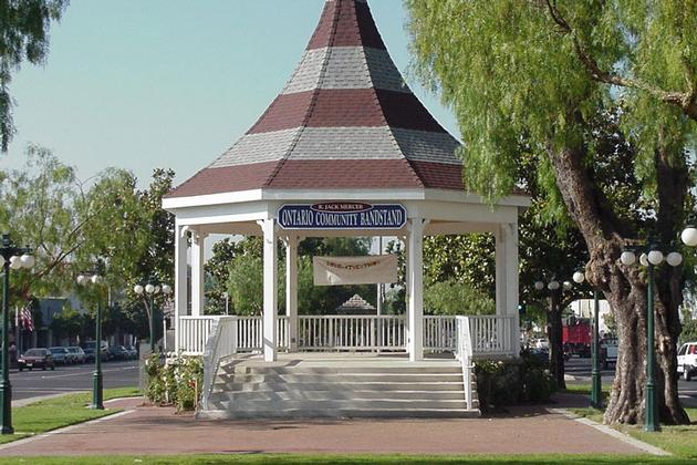 Ontario's Community Bandstand