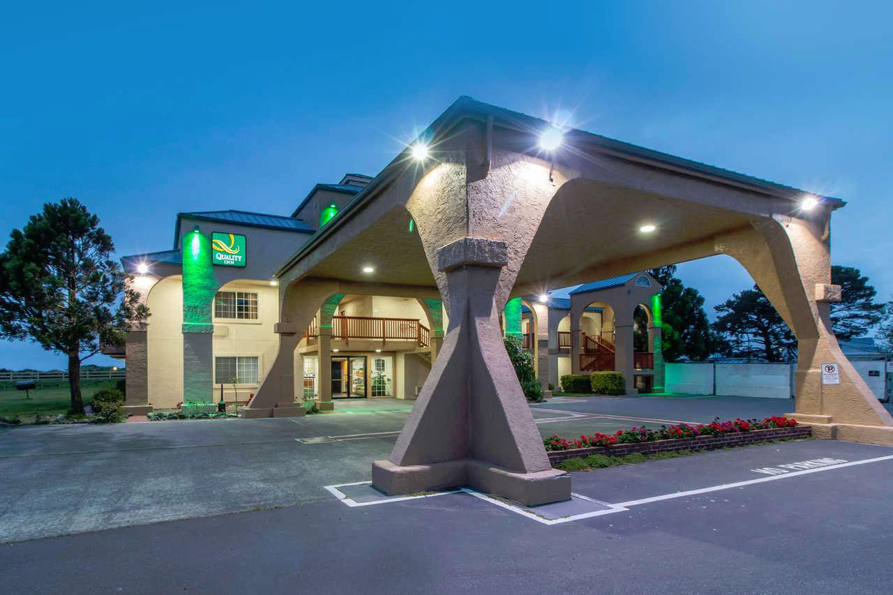 Choice Hotels In Crescent City California
