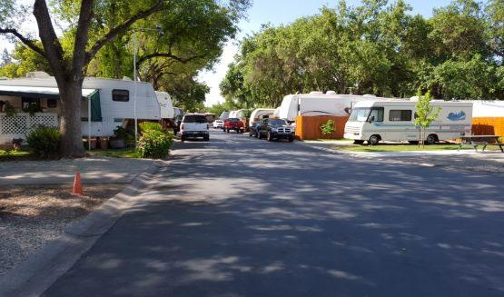 Sacramento Shade RV Park/Resort