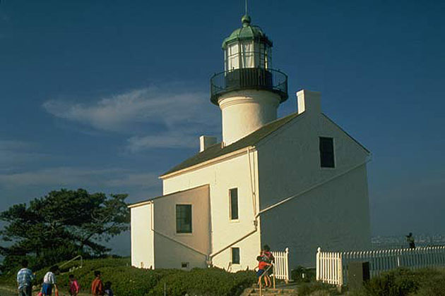 Cabrillo Lighthouse