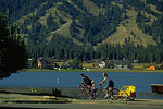Big Bear Lake Biking
