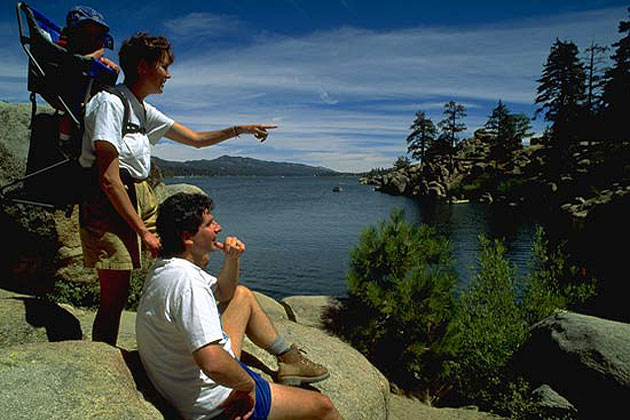 Big Bear Lake Hiking