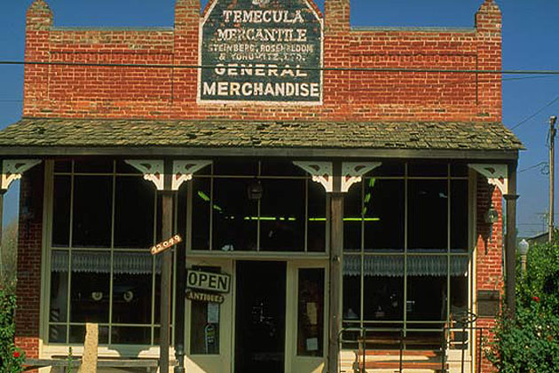 Temecula Store Front