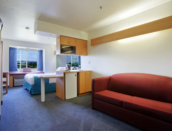 Microtel Inn & Suites - Morgan Hill