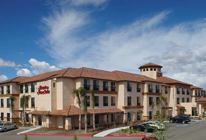 Hampton Inn & Suites - Camarillo