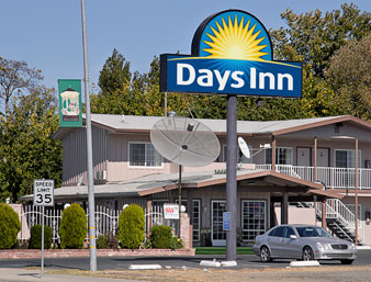 Days Inn - Oroville