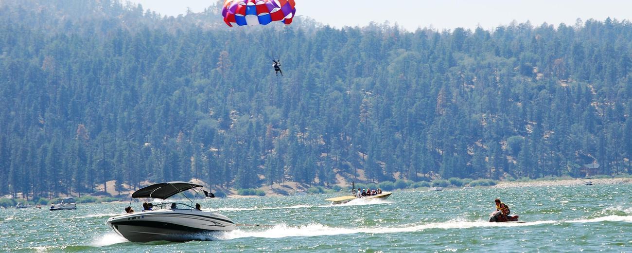 Camping, RV Parks, Campgrounds - Big Bear Lake, California