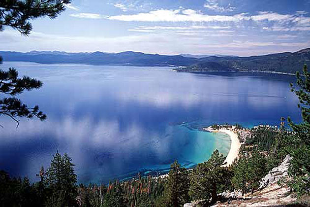 Tahoe Sand Harbor