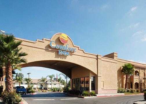 Comfort Inn Moreno Valley near March Air Reserve Base